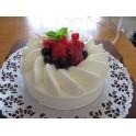 Petit gâteau aux fruits